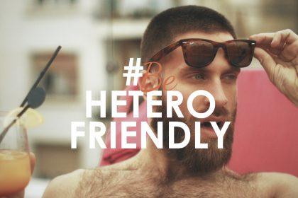 Be Heterofriendly