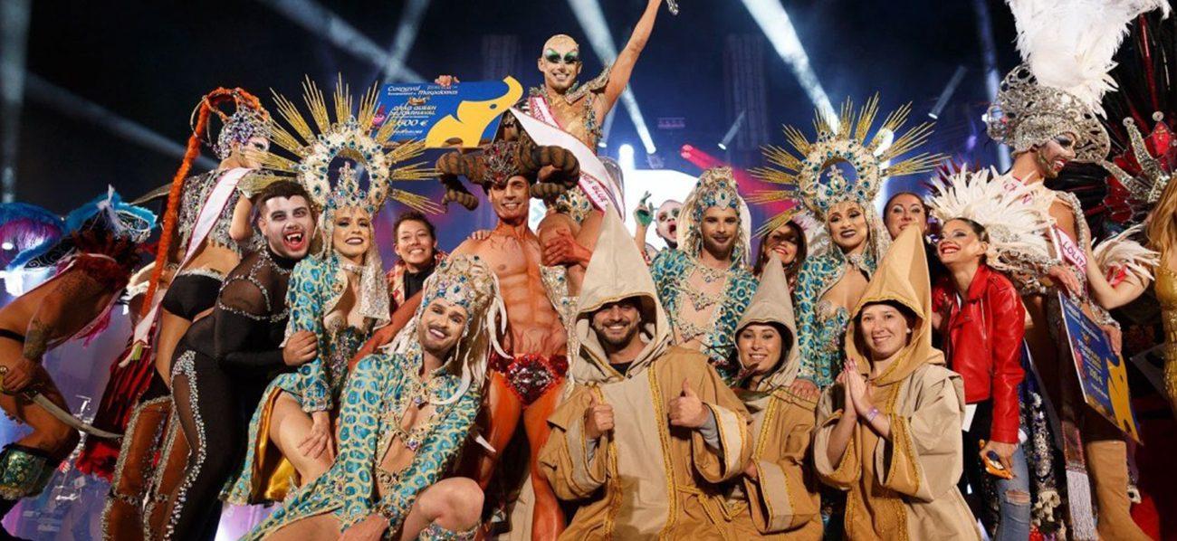 programa del carnaval maspalomas 2019 fiestas