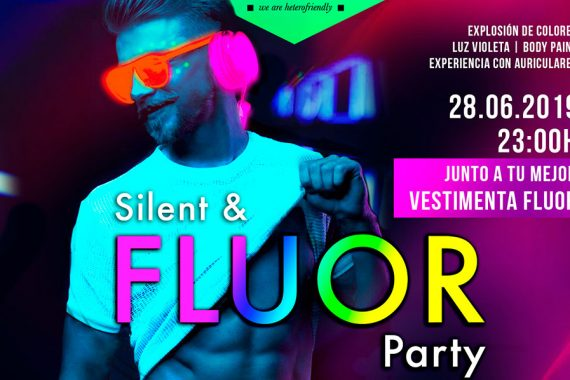 fiesta fluor party barcelona