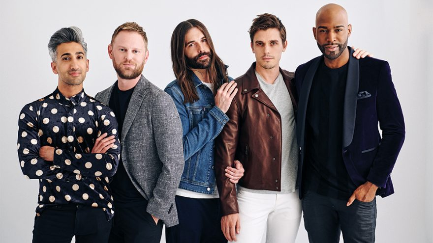 best lgbtq shows queer eye