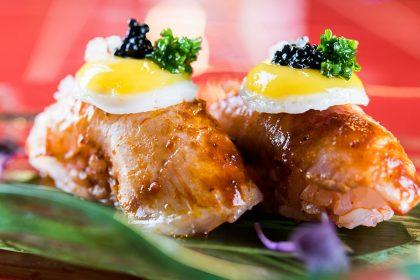 paru inkas sushi grill axel hotel madrid
