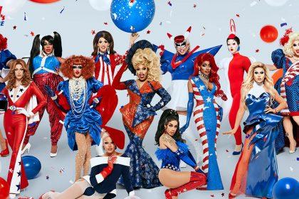 fecha de estreno temporada 12 de RuPauls Drag Race