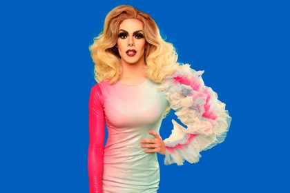 entrevista blondy single cortocircuito travesti drag queen