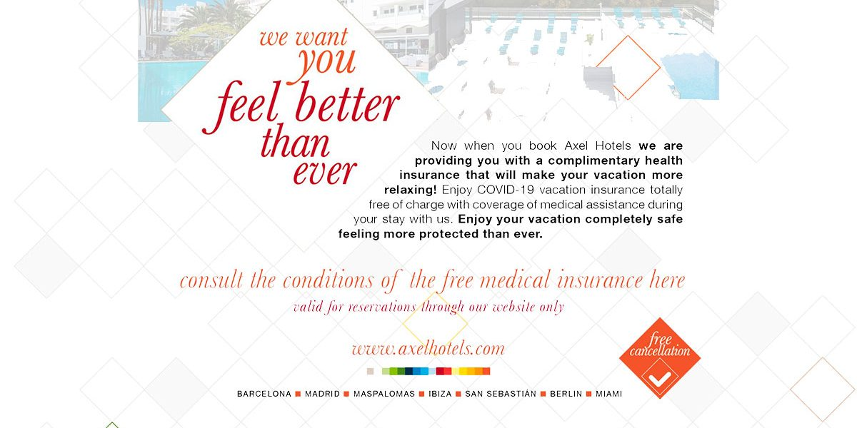 medical insurance axel hotels